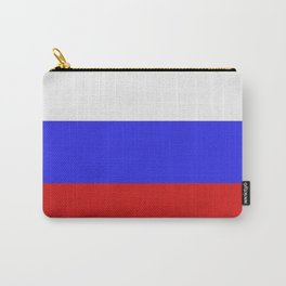 Russia flag Carry-All Pouch