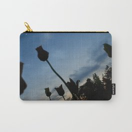 Flowers on the Moon Carry-All Pouch