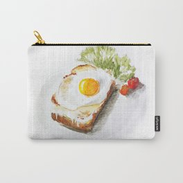 egg toast Carry-All Pouch
