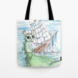 I am Leviathan! Tote Bag