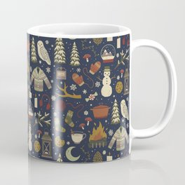 Winter Nights Coffee Mug