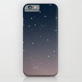 Keep On Shining - Peaceful Dusk iPhone Case