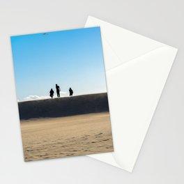 Venice Beach California Surfers Stationery Cards