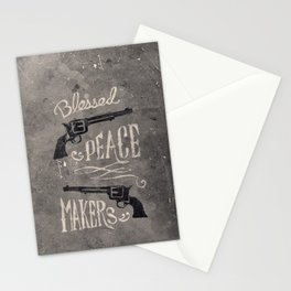 Blessed Peace Makers Stationery Cards