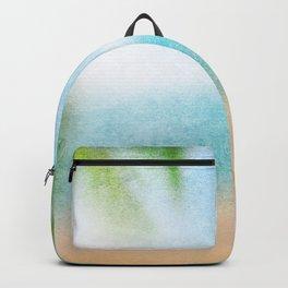 Tropical Sea #3 Backpack