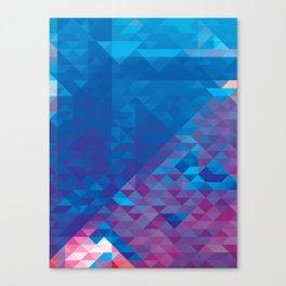 ▼▲▽△ Canvas Print