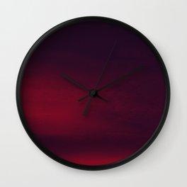 Hell's symphony Wall Clock