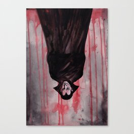 Blood Eternal Canvas Print