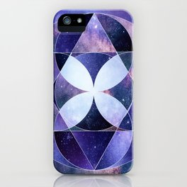 Galaxy Collage d1 iPhone Case