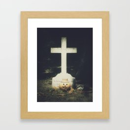 Every Day is Halloween Framed Art Print