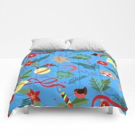 Christmas Pattern 10 Comforters