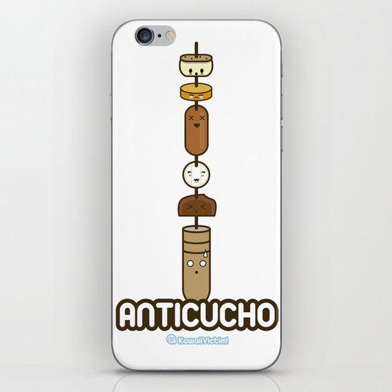 El Anticucho iPhone & iPod Skin