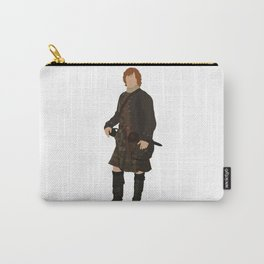 Jamie Fraser Carry-All Pouch