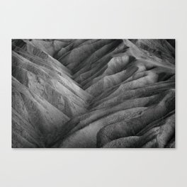 Zabriskie Point Excerpt Canvas Print