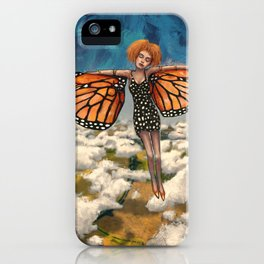 Your TimeTo Soar iPhone Case
