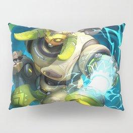 over orisa watch Pillow Sham