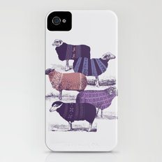 Cool Sweaters iPhone (4, 4s) Slim Case