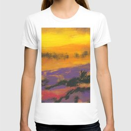 Stagecoach in the Sky T-shirt