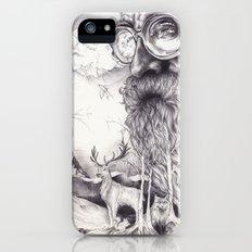 Skägg Slim Case iPhone (5, 5s)