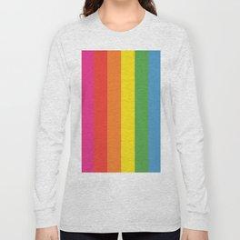 OneStep Instant Camara Stripes Long Sleeve T-shirt