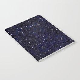 Rolling Flower in Space Notebook