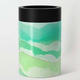 Emerald Spring Can Cooler