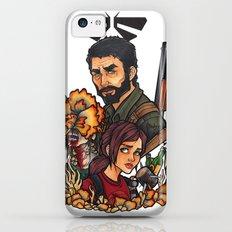 The Last of Us Slim Case iPhone 5c