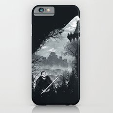 The White Wolf iPhone 6s Slim Case