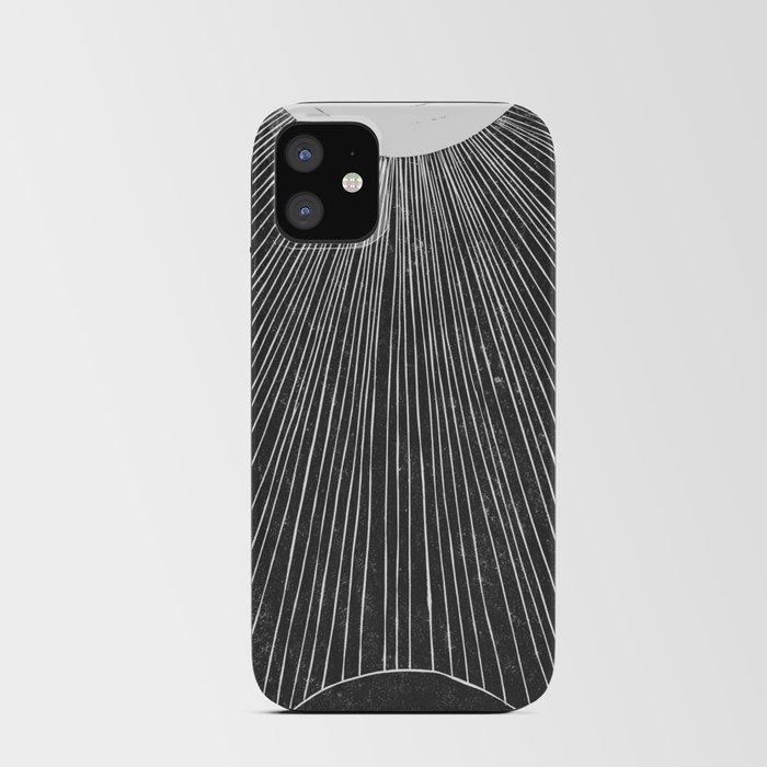 Luma   Block Print iPhone Card Case