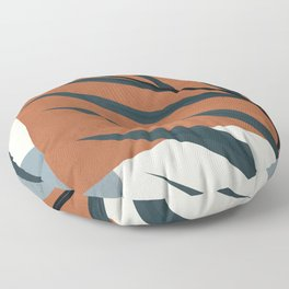 Abstract Art 35 Floor Pillow