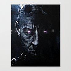 The Riddick Canvas Print