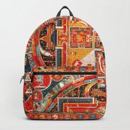 Hevajra Tantric Buddhist Deity Mandala Backpack