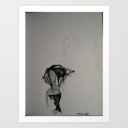 brennan Art Print