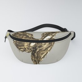 Golden Kingfisher Fanny Pack