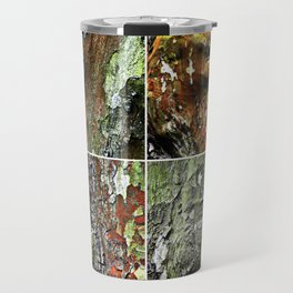 Tableau of Archetypal Structures Travel Mug
