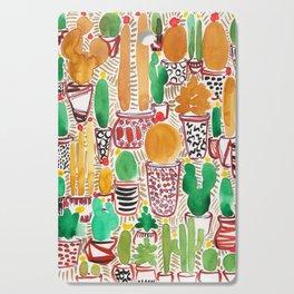 Golden Nugget Plants Cutting Board