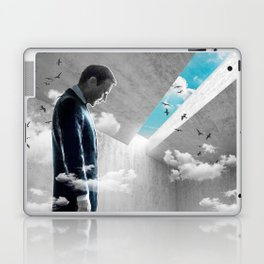 Concrete Landscape Laptop & iPad Skin
