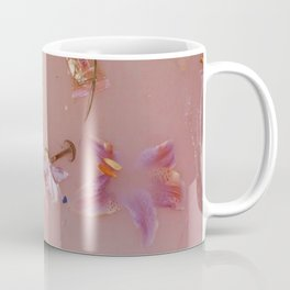 Harry Styles - pink flowers album Coffee Mug