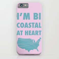 Bicoastal At Heart iPhone 6s Slim Case