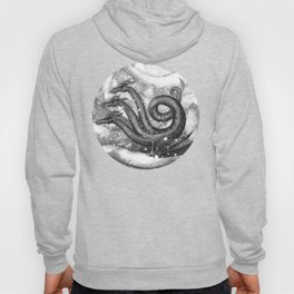 Three-headed dragon Hoody
