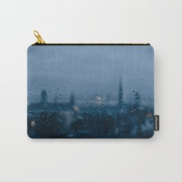 Rainy Rouen Carry-All Pouch