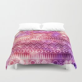 Tribal Fire. Duvet Cover