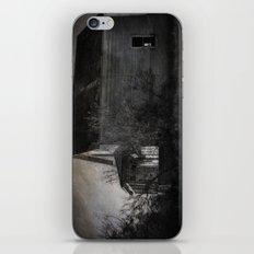 Where Fear Shadows iPhone & iPod Skin
