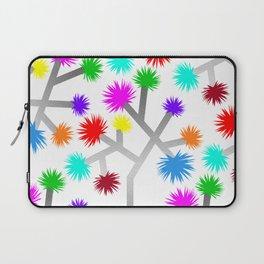 Joshua Tree Pom Poms by CREYES Laptop Sleeve