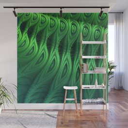 In Space, No One Can Hear You Scream Wall Mural