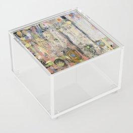 Global Warming Acrylic Box