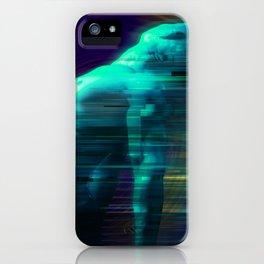 Blown Away a Ways iPhone Case