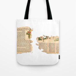 Berry Eyed' Beasts in Which to Nip at Your Feats Tote Bag
