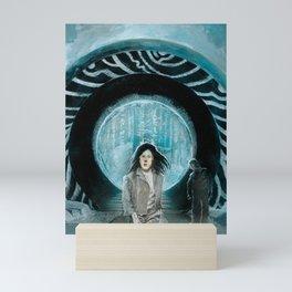 Time Traveler Mini Art Print