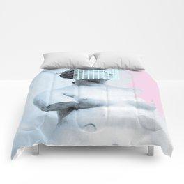 Sculpture  Comforters